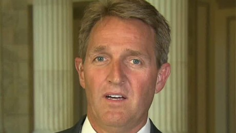 Flake backs higher debt ceiling, Harvey funding