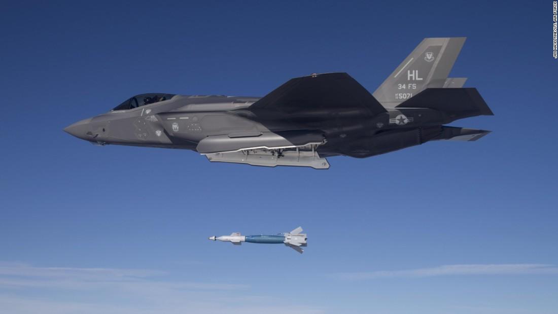 US F-35 fighter jets arrive in Japan ahead of Trump visit
