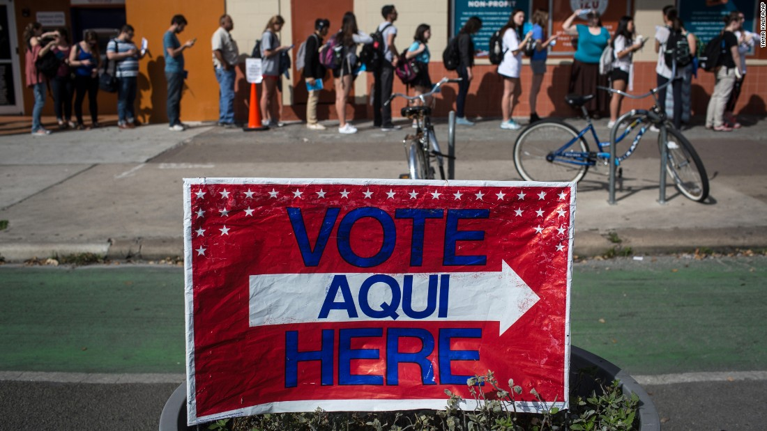 Voter turnout shows Trump, not Sanders, leading a revolution