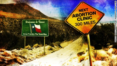 'I'm an abortion travel agent' and other tales from Texas' new desert