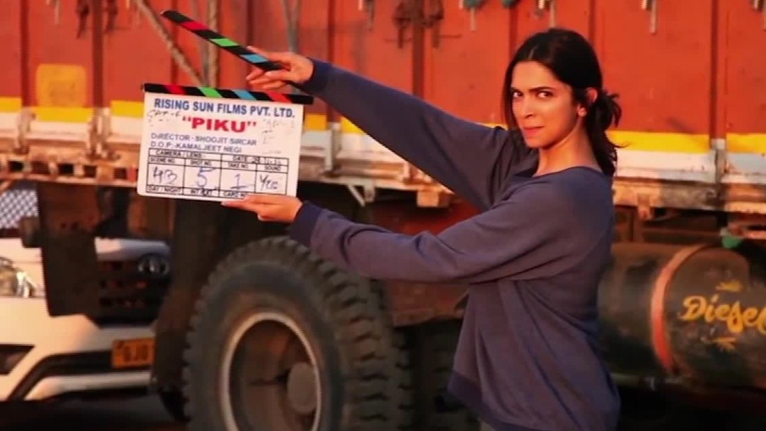 Birth of the female Bollywood superstar