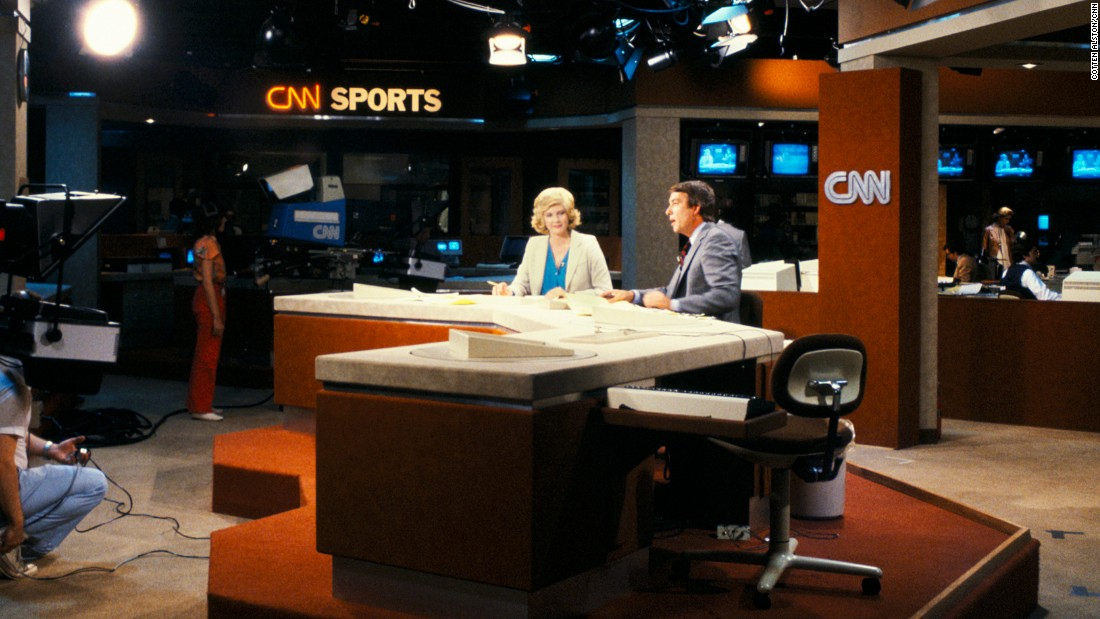 "<strong>The birth of cable news:</strong> CNN, the world's first 24-hour television news network, <a href=""http://cnnpressroom.blogs.cnn.com/2011/06/01/cnns-first-broadcast-june-1-1980/"" target=""_blank"">debuted </a>on June 1, 1980. David Walker and Lois Hart, who were husband and wife, anchored the first broadcast."