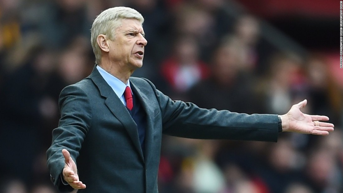 Wenger has come under more fire of late, on the back of a 3-2 loss at Manchester United and 2-1 loss to Swansea.