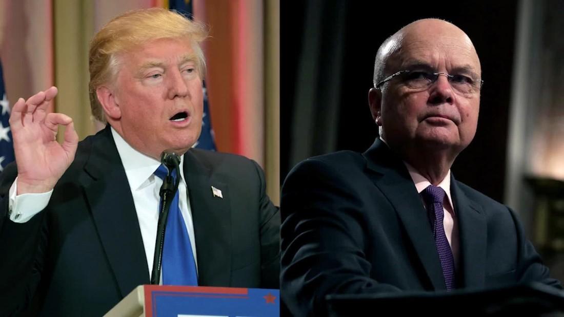 GOP ex-national security officials: Say no to Trump