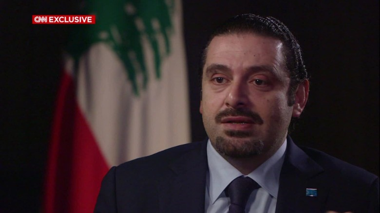 Outgoing Lebanese PM meets Saudi king in Riyadh