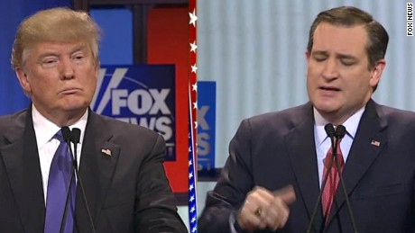 GOP debate: Ted Cruz and Marco Rubio tag-teamed Donald Trump