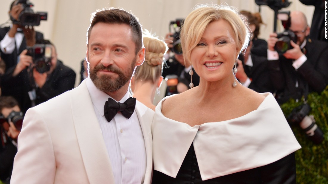Hollywood hearthrob Hugh Jackman, 48, has been married to actor and director Deborra-Lee Furness, 61, for 20 years.