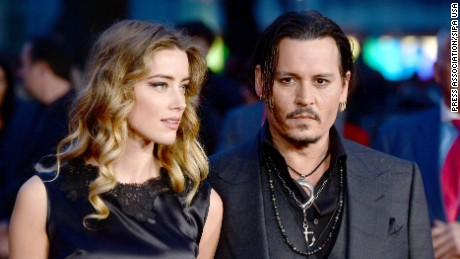 Amber Heard and Johnny Depp have been involved in a contentious split.