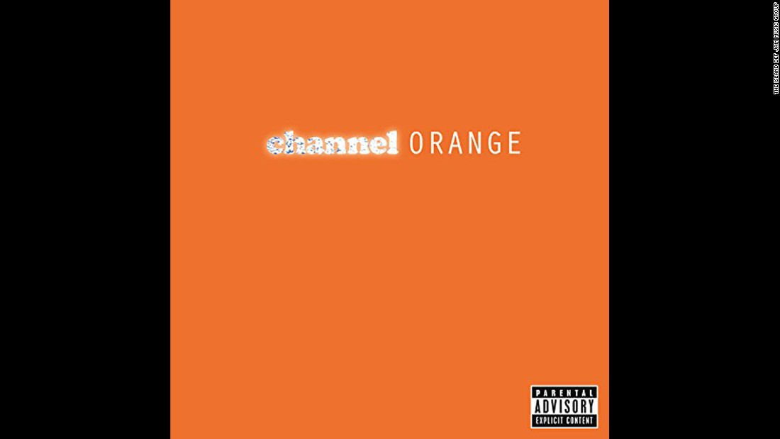 "Frank Ocean's eagerly awaited ""Channel Orange"" was set for release July 17, 2012, but Ocean released it for download on July 10 to thwart pirates."