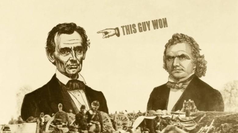 Honest Abe Lincoln Wasn T Above Savvy Politics Cnn