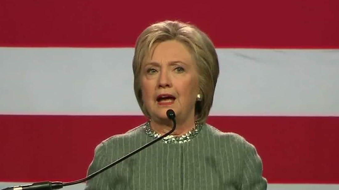 Hillary Clinton: Email controversy 'moving toward a resolution'