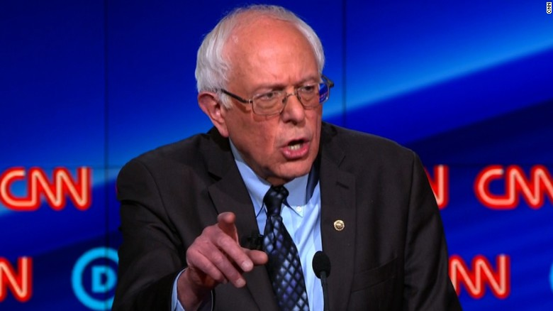 Sanders: Holocaust taught me about political extremism