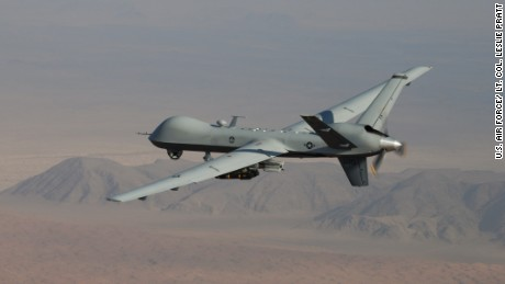 Stolen USAF drone documents appear for sale on the dark web