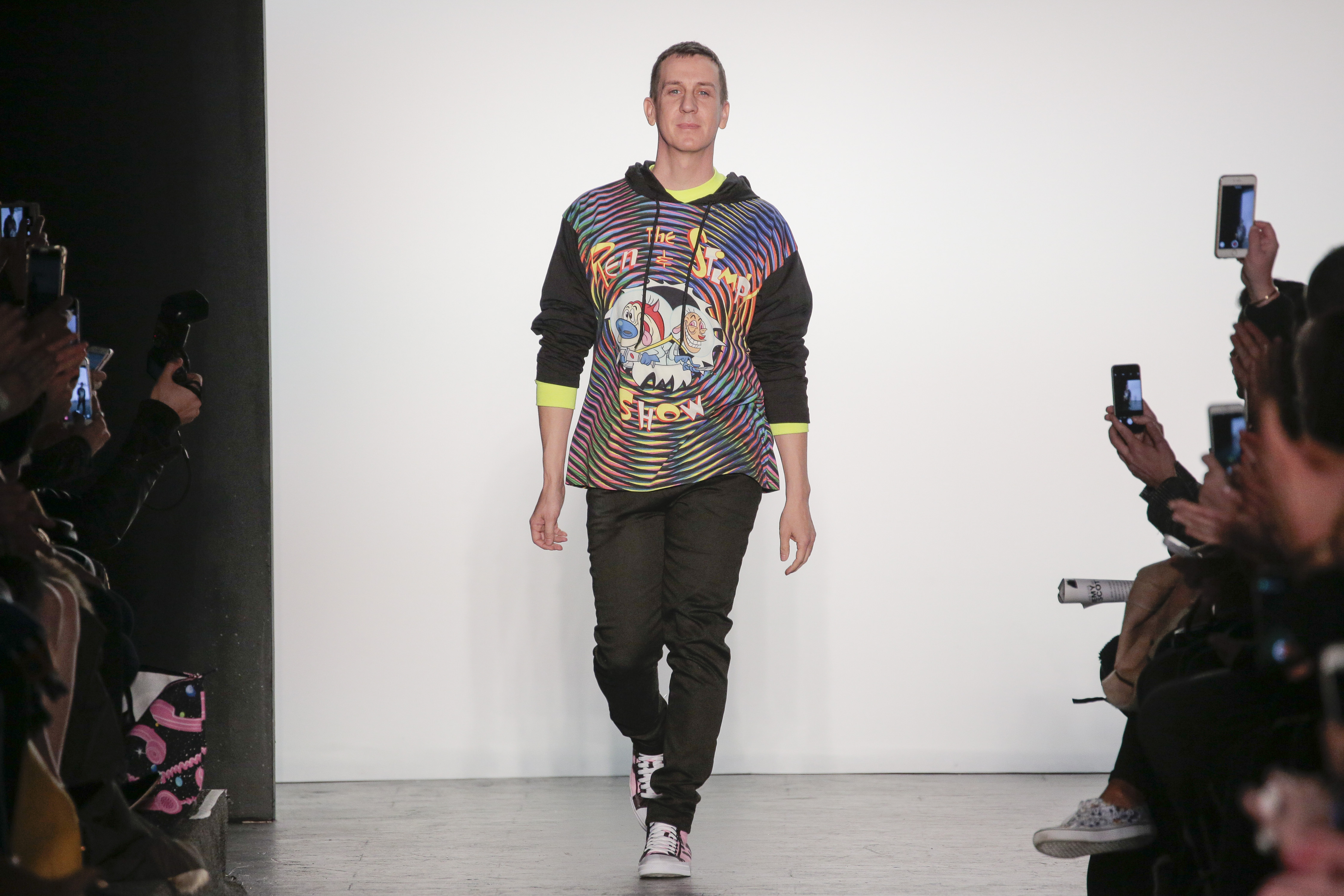 3e0dcb50be47c Moschino's Jeremy Scott takes us backstage in an excluisve documentary -  CNN Style