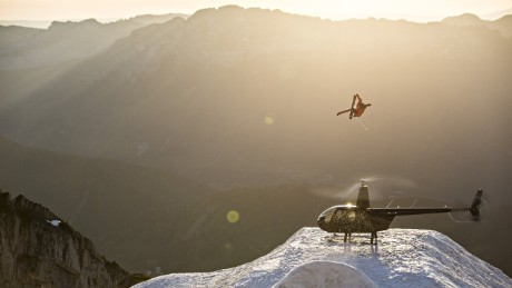 "Candide Thovex pushes the limits with his latest YouTube edit ""One of Those Days 3."""