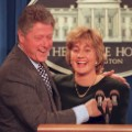 Dee Dee Myers Bill Clinton