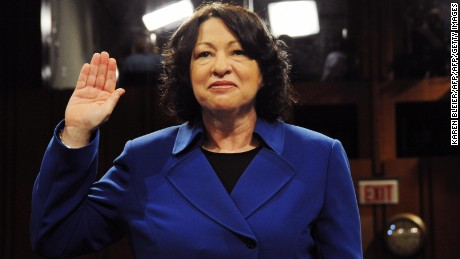 Sotomayor in fiery dissent: Illegal stops 'corrode all our civil liberties'