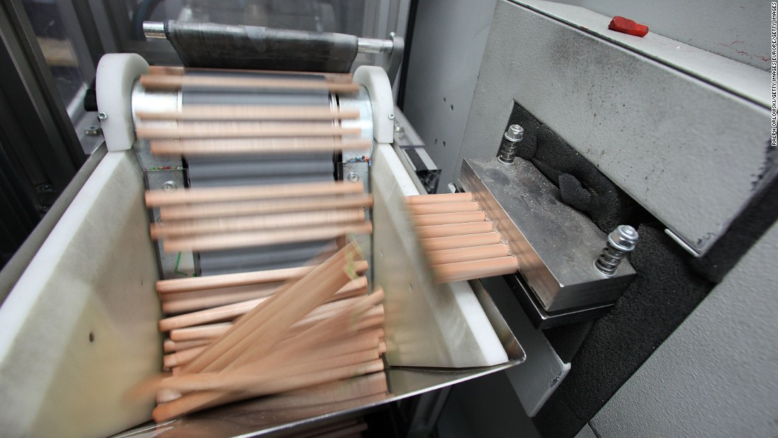 Pencil production will begin in 2018, for the first time in West Africa. Minister of Science and Technology Ogbonnaya Onu claims the new industry could generate 400,000 jobs, although this figure is disputed.