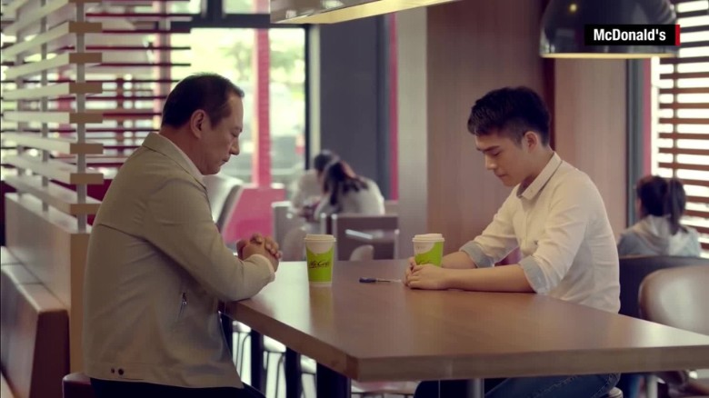 Son comes out to dad in poignant viral ad