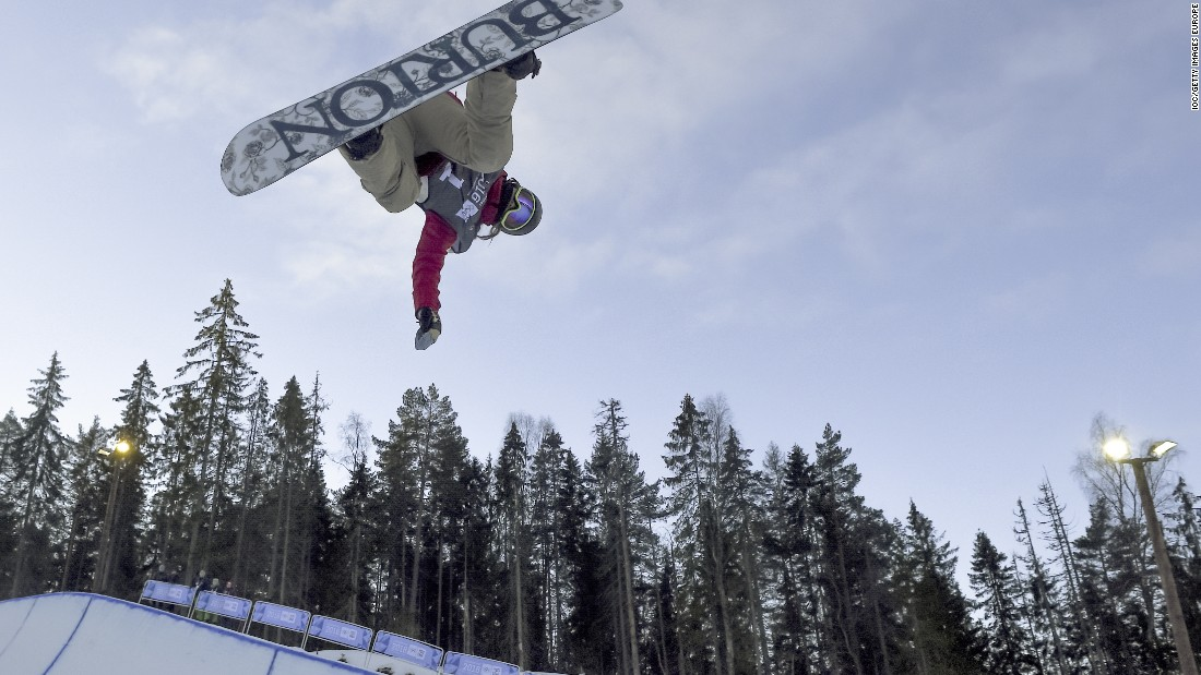 Fifteen-year-old Chloe Kim is the world No. 1 halfpipe snowboarder, having just won the X Games gold in Oslo. Snowboarders are increasingly completing high school coursework online to compete full-time.