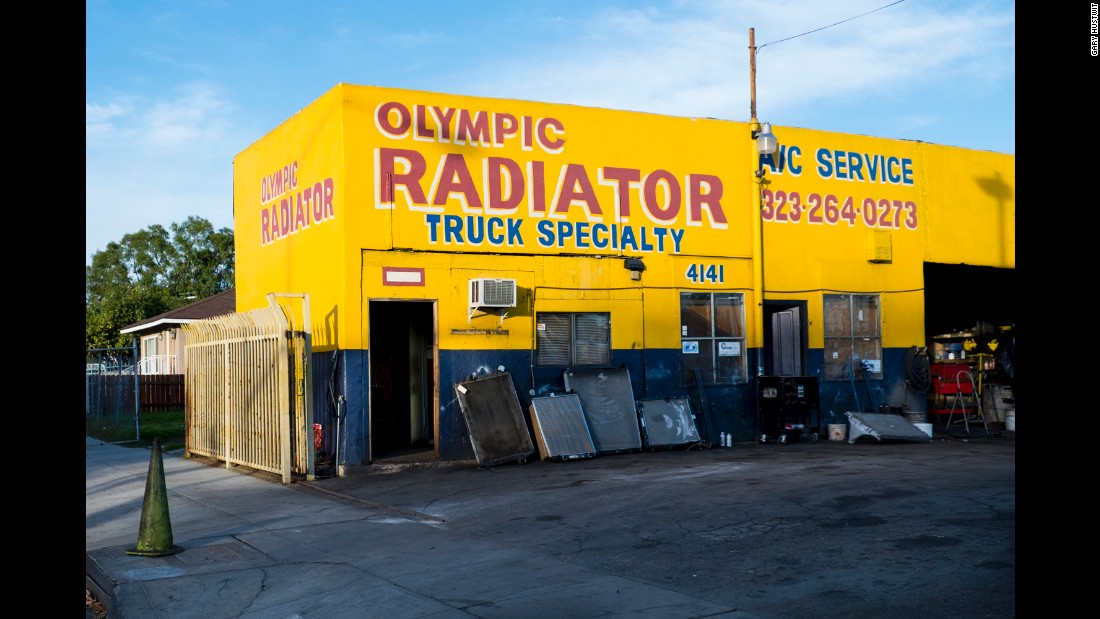 Olympic Boulevard, Los Angeles