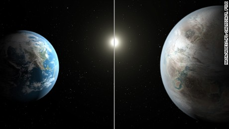 Exoplanet hunter seeks life on other worlds