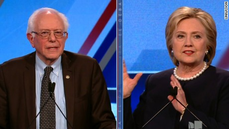 The Univision Democratic debate in 90 seconds