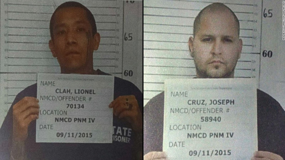 New Mexico Prisoner Escape 2 Fugitive Still On The Loose