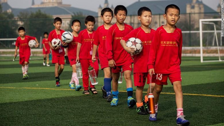 China goal world domination