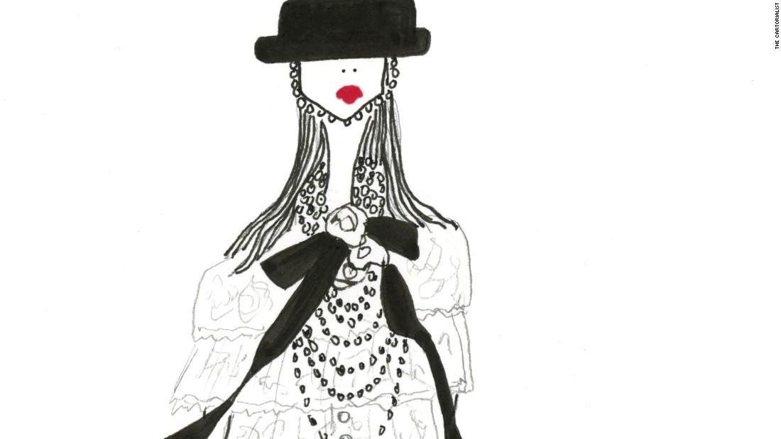 Fashion Week Illustrated Style