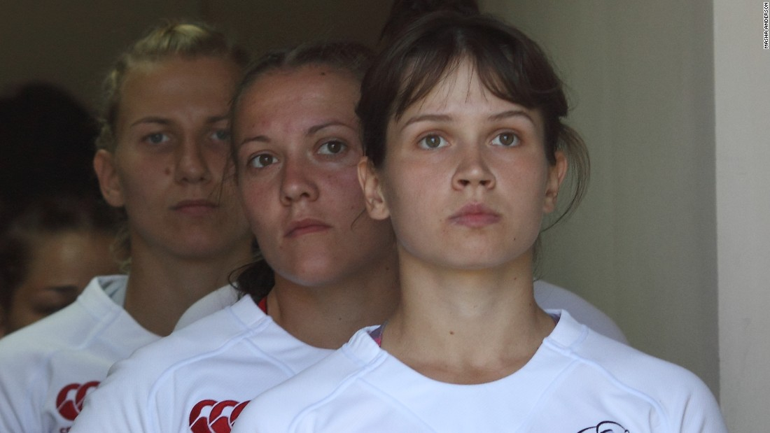 Nadezda Kudinova is one of Russia's most exciting sevens players. She finished the season as her team's second top scorer.