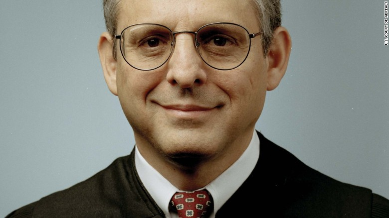 Merrick Garland Fast Facts