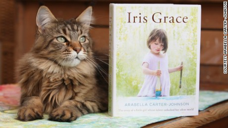 """Iris Grace"" published recently."