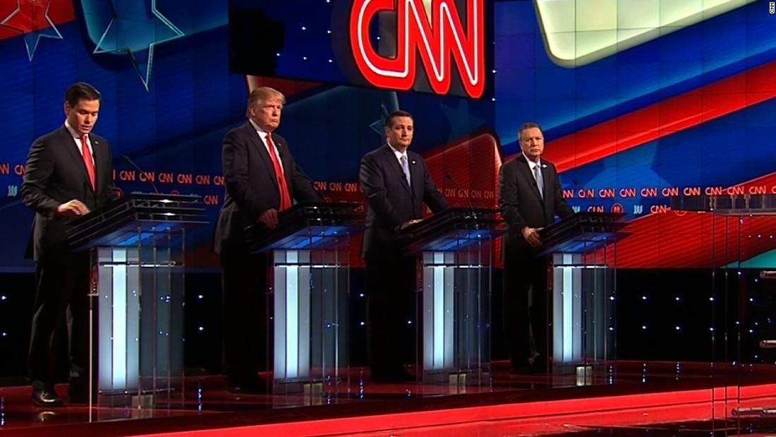 5 takeaways from the Republican debate