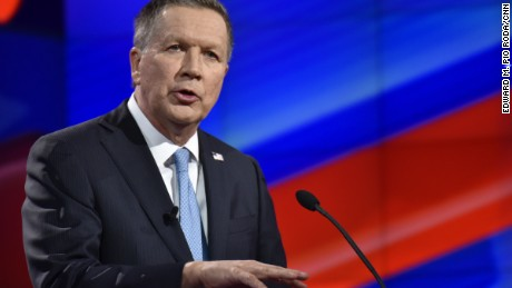 Kasich: winning Ohio will be 'difficult' for Trump