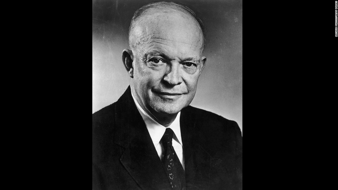 President Dwight D. Eisenhower's efforts made the National Park Service sites more accessible to everyone, with more visitor facilities and employee training to serve the park service's mission.