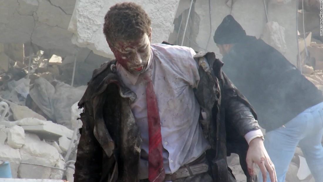 Syria: Undercover behind rebel lines - CNN