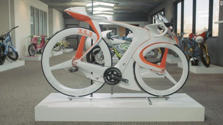 Concept Bike Breaks Rules In Favor Of Innovation Cnn