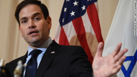 Marco Rubio: full interview