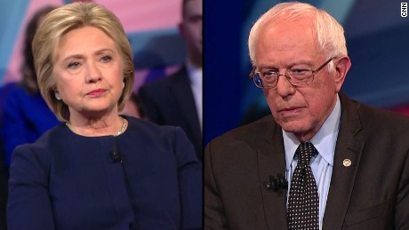 Clinton, Sanders get testy before Wisconsin primary