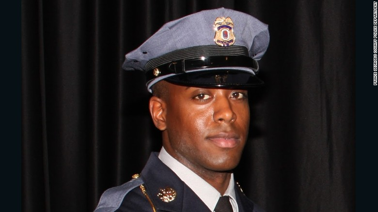 Police: Fallen Maryland officer died from friendly fire
