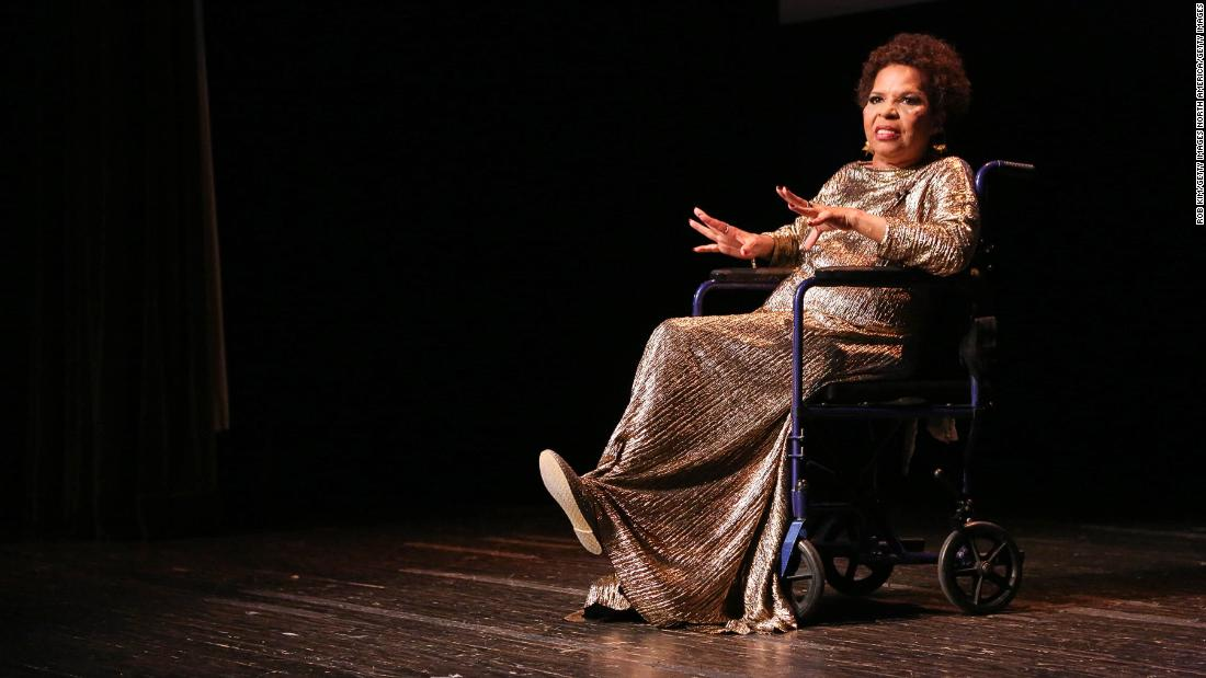 """For Colored Girls Who Have Considered Suicide/When the Rainbow is Enuf"" is one of the most acclaimed plays to come from the 1970s. Written by American Ntozake Shange (above), it was adapted for Nigerian audiences by Wole Oguntokun and staged in2011, before being revived in 2014."