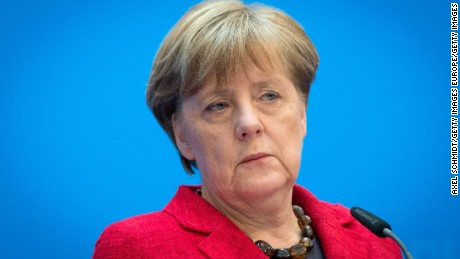 Right-wing German party: Merkel must accept she is isolated