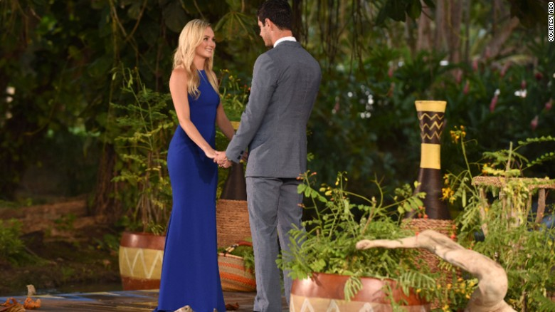 'The Bachelor' chooses his bride-to-be