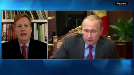 Putin: Russian troops out of Syria