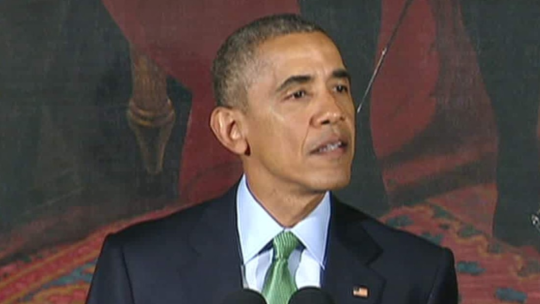 Obama knocks 'vulgar and divisive' presidential campaign