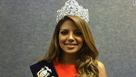Connie Jiménez  MISS ECUADOR 2016