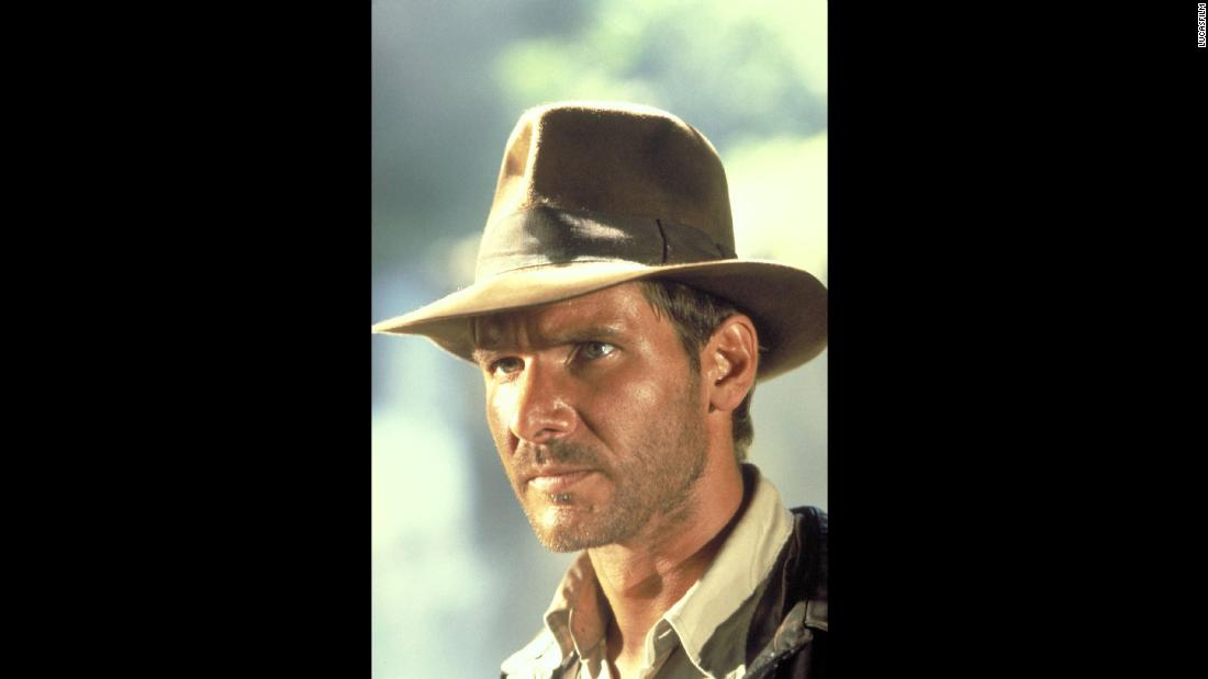 "Harrison Ford is slated to play Indiana Jones again in a film due in 2019. He first did the character in 1981's ""Raiders of the Lost Ark."" Here are other photos of Ford through the years."
