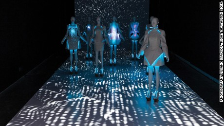 Haute technologie: The otherworldly designs shaping fashion's future