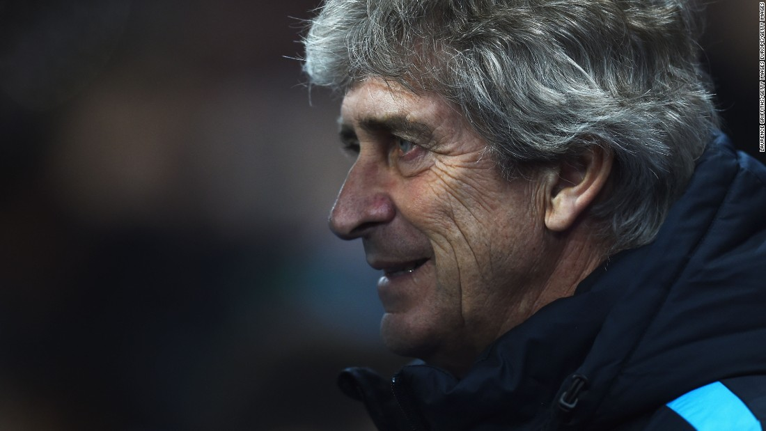 Manuel Pellegrini has turned around City's European fortunes, with the club having never reached the Champions League knockout phase prior to his arrival in 2013.